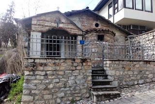 Una de las pequeñas iglesias que conserva Ohrid.
