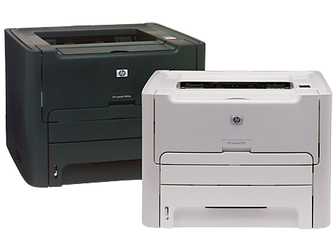 HP LaserJet 1160 Printer Printer Drivers