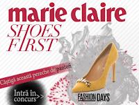 Castiga o pereche de pantofi Fashion Days