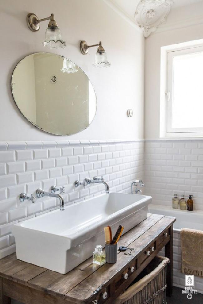 come creare un mobile da bagno originale