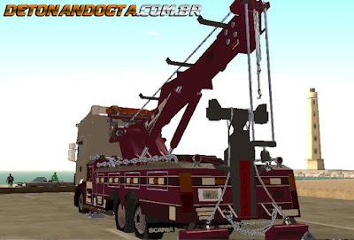 GTA SA – Scania Towing Services (Guincho)