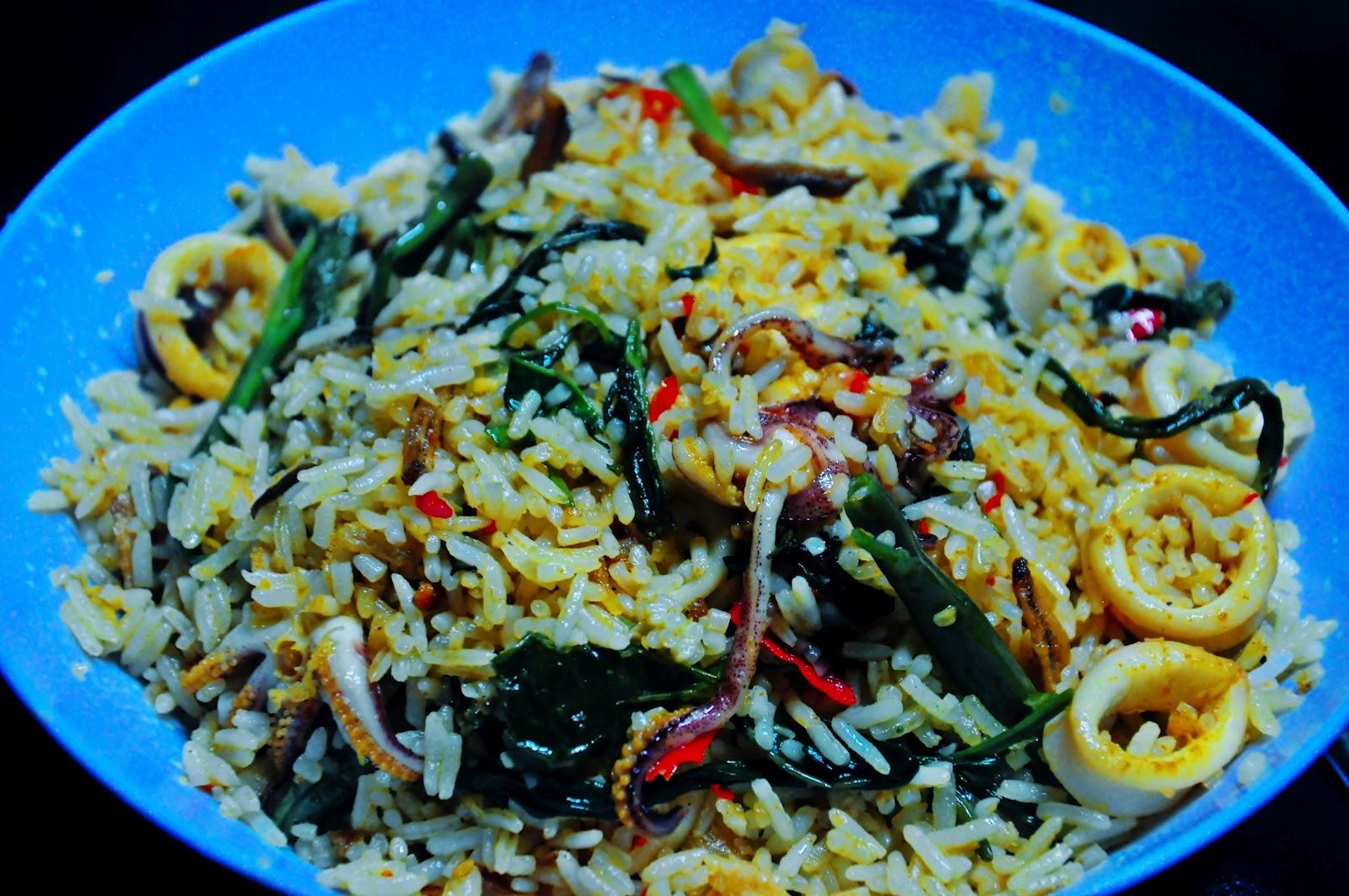 Dapur Bujang Nasi Goreng Kampung