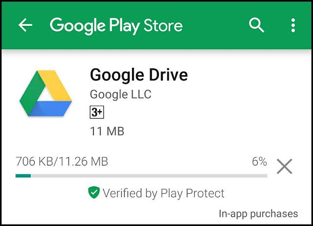 Google Drive क्या है जानिए what is google drive hindi