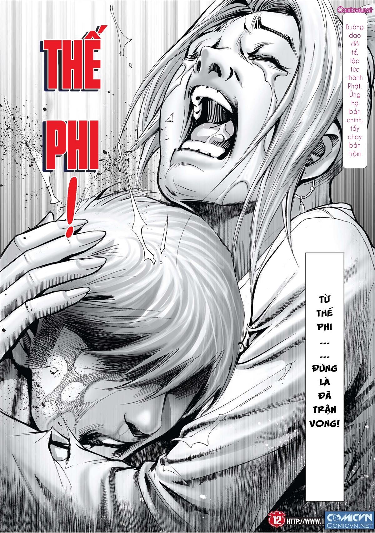 Người Trong Giang Hồ chapter 2001: tự tận trang 11