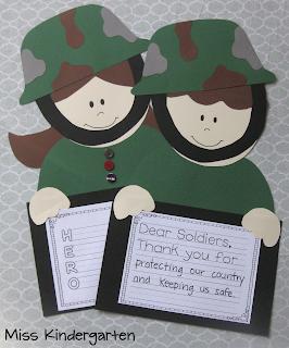 Preschool Veterans Day Hat Craft