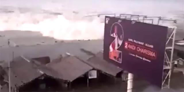 Tsunami di Palu
