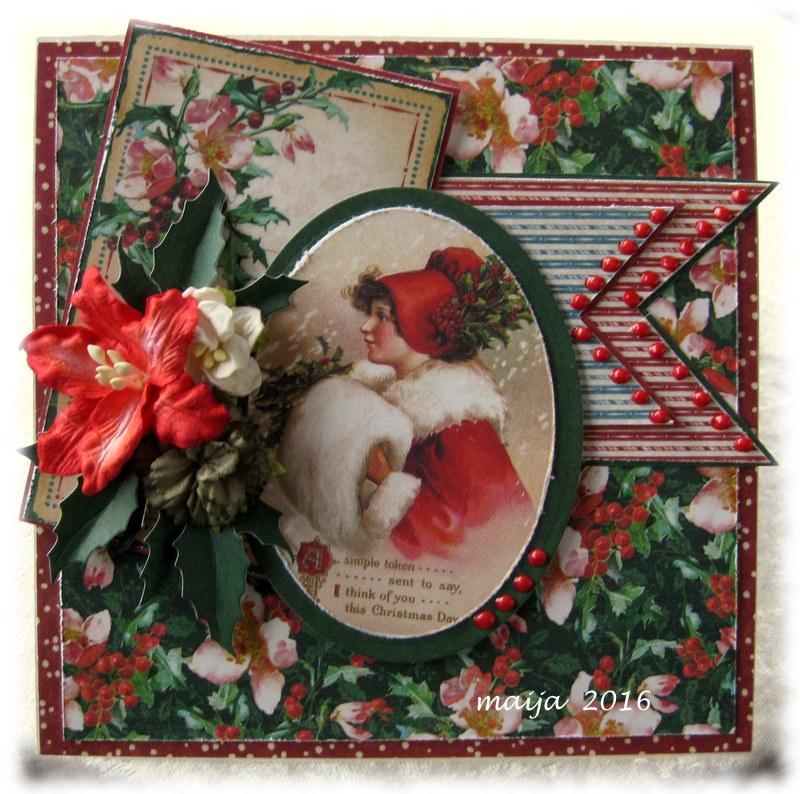 bigM: muutama Joulukortti...