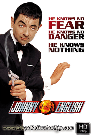 Johnny English [1080p] [Latino-Ingles] [MEGA]