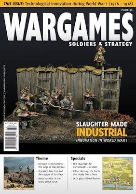 Wargames, Soldiers & Strategy, 90, May-Jun 2017