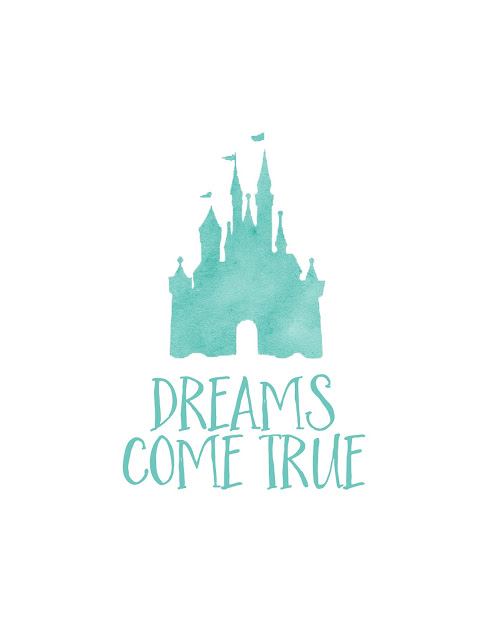 Dreams come true printable