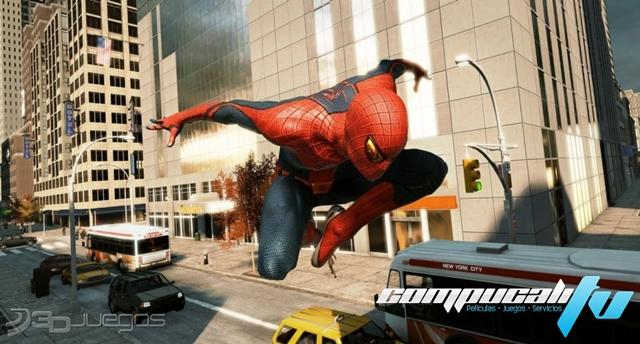 The Amazing Spider Man PC Full Español