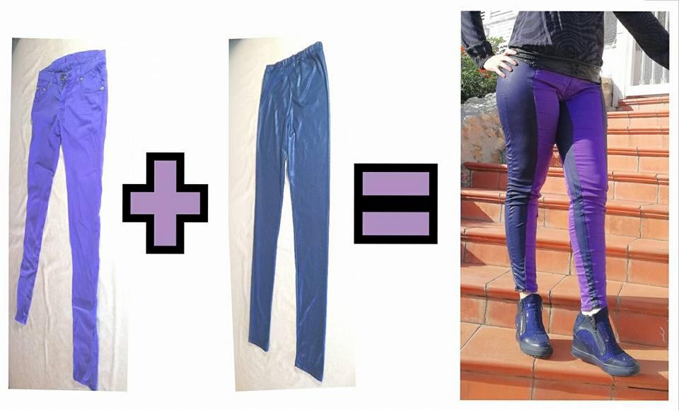 Allargare E Alzare Un Pantalone PantsLeggings Vita Come La 8wOXnk0P