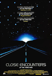 Encuentros en la tercera fase<br><span class='font12 dBlock'><i>(Close Encounters of the Third Kind)</i></span>