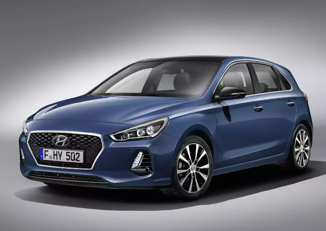 Hyundai i30 Fastback: Information and Photos