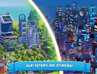 Download game City Mania Town Building Mod Apk