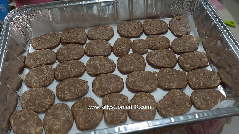 Cinnamon Cookies 肉桂曲奇 自家烘焙 食譜 home baking recipes