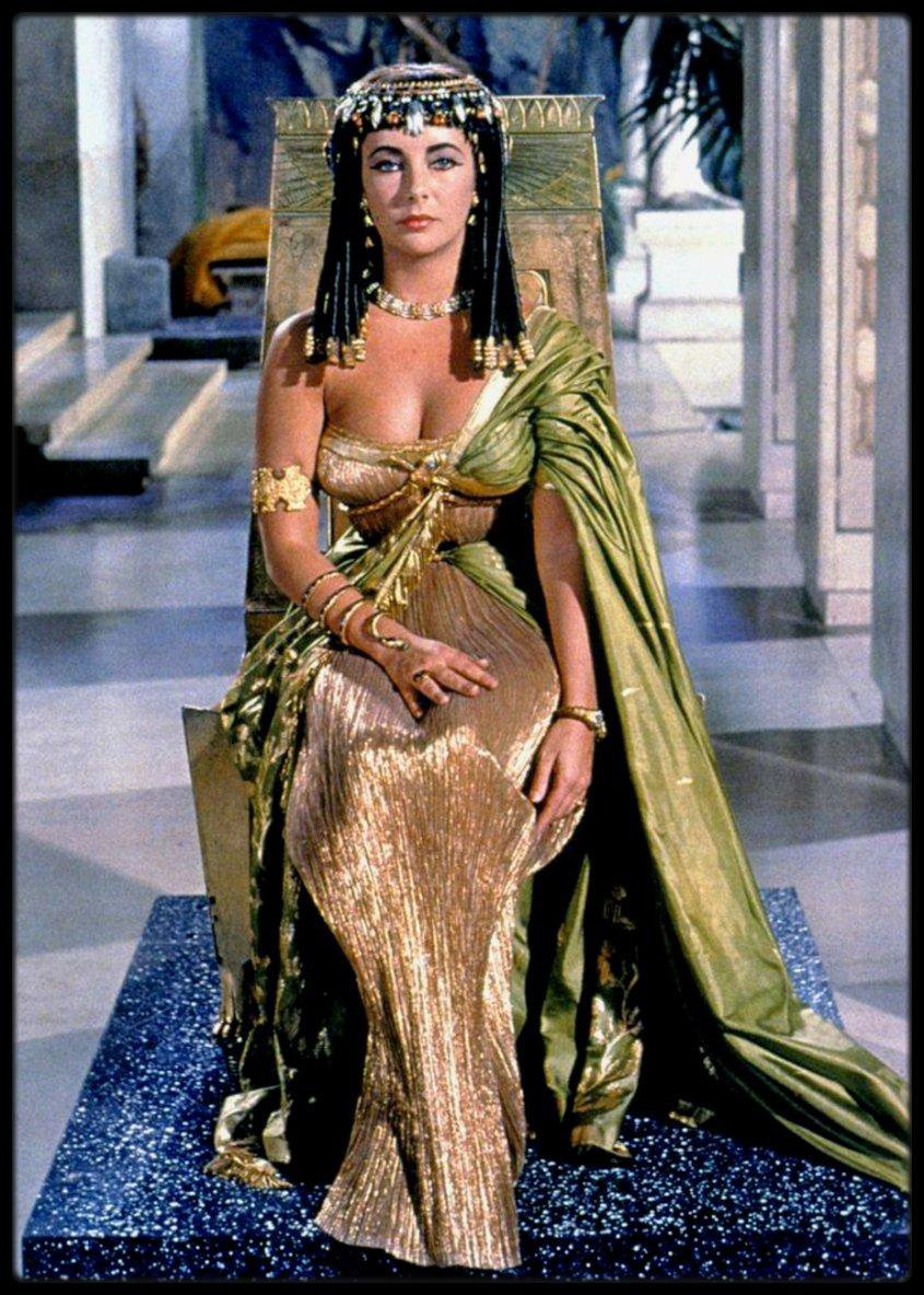 how old is cleopatra now