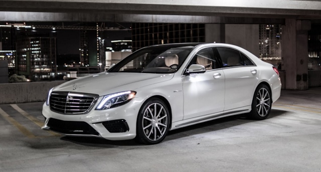 MERCEDES BENZ S63 4MATIC