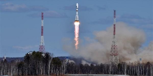 Εκτόξευση νέου πυραύλου-φορέα Soyuz από τη Ρωσία | Βίντεο