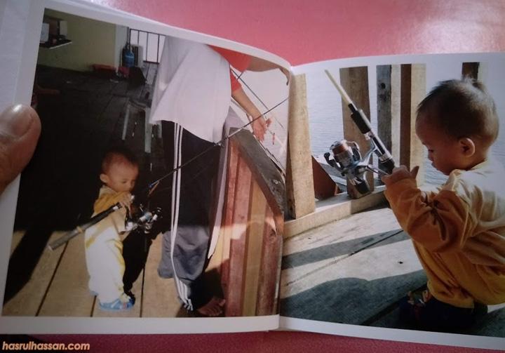 gambar album photobook Malaysia