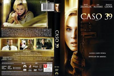 Filme Caso 39 (Case 39) DVD Capa