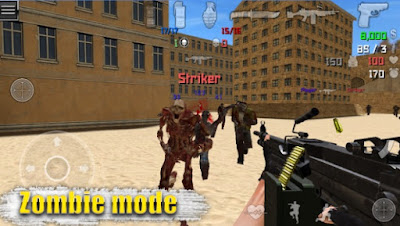 Special Force Group 2 V2.8 zombie mode