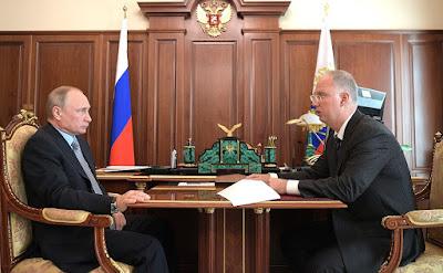 Vladimir Putin, Kirill Dmitriev
