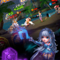 Download Rune Warriors: Age of Heroes Apk v1.1.1.294 Mod (1 Hit Kill Etc)