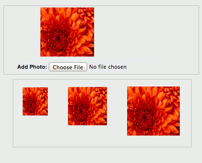 Upload and Resize an Image with PHP