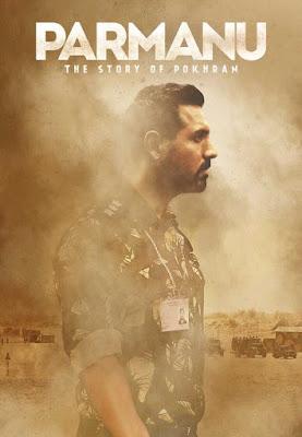 Parmanu The Story of Pokhran 2018 Hindi 720p pDVDRip 1GB