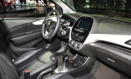 2019 Chevrolet Spark Activ Redesign