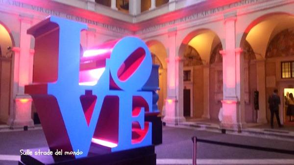 LOVE DI Robert Indiana
