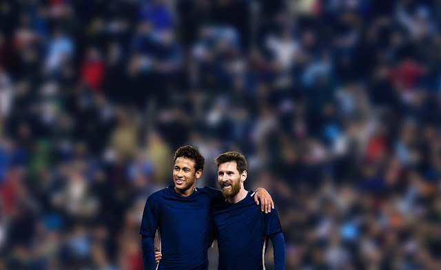 MasterCard Brings Messi and Neymar Jr. For a Social Movement that Seeks to End Childhood Hunger