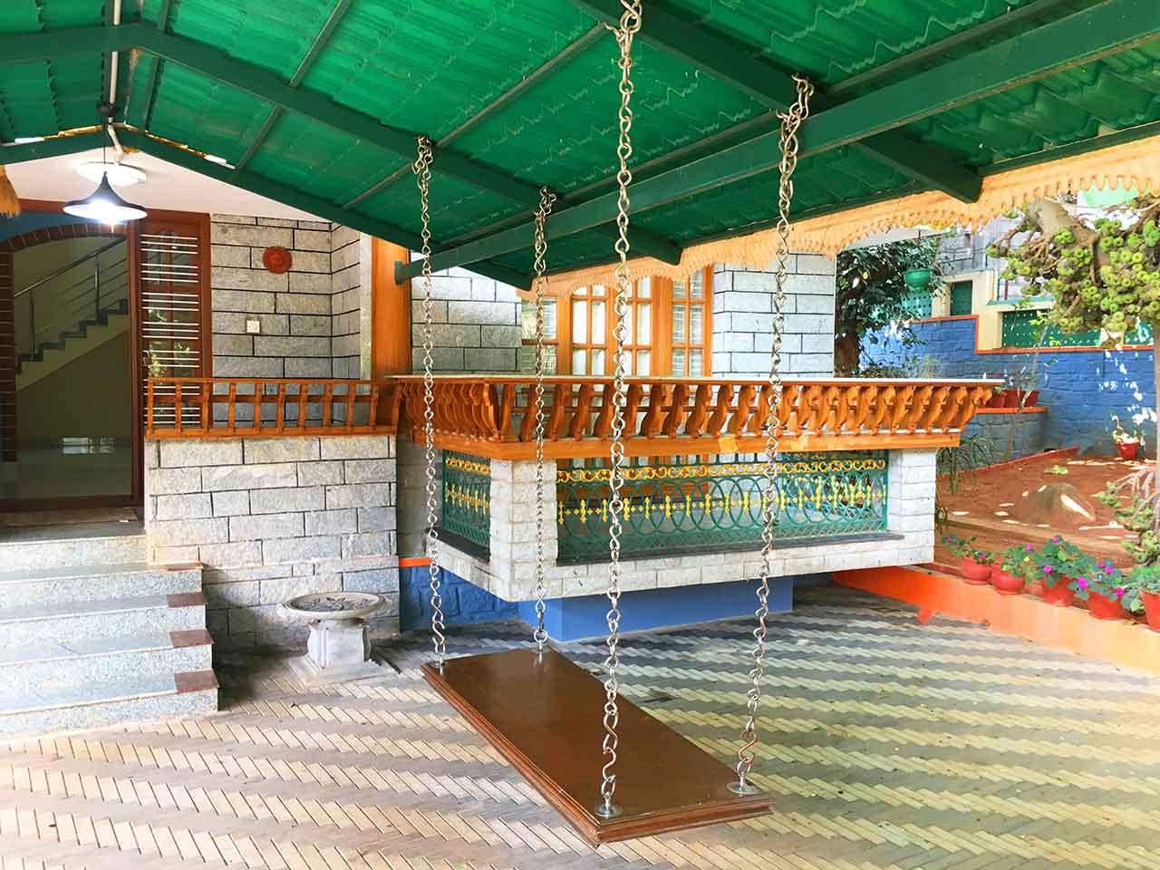 guest house in yelagiri hills