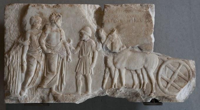 Τα συναισθήματα των αρχαίων Ελλήνων «ζωντανεύουν» σε έκθεση στη Νέα Υόρκη... !