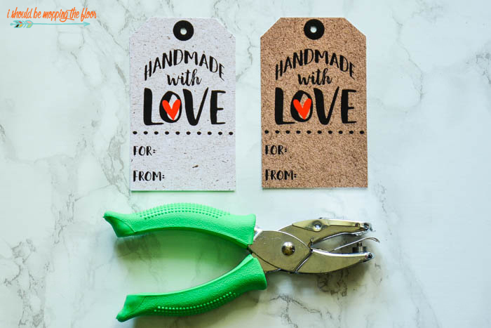Tags for Crafts
