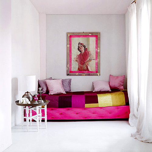 Interior Design Ideas: Unique Colorful Interior Designs Ideas