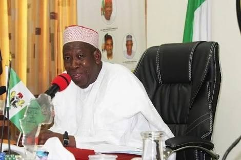 Gov Ganduje Reacts To Video Allegedly Showing Him Receiving $5million Bribe