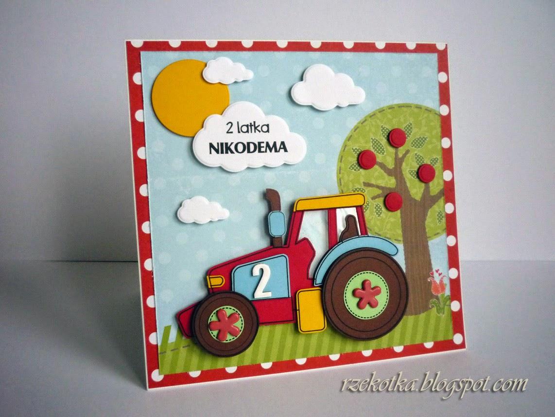 Dziewczyny na traktory! - KARTKI.pl