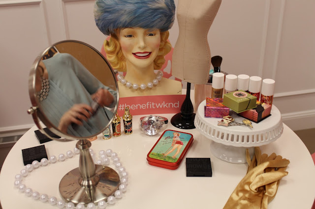 meghanrosette: My Weekend with Benefit in San Francisco!