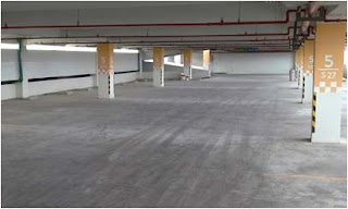 Lantai Parkir Floor Hardener