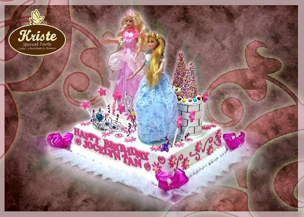 Anak Perempuan Cake Ideas And Designs