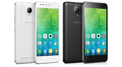 """Lenovo Vibe C2 Specifications - LAUNCH Announced 2016, July DISPLAY Type IPS capacitive touchscreen, 16M colors Size 5.0 inches (~67.5% screen-to-body ratio) Resolution 720 x 1280 pixels (~294 ppi pixel density) Multitouch Yes BODY Dimensions 143 x 71.4 x 8.6 mm (5.63 x 2.81 x 0.34 in) Weight 139 g (4.90 oz) SIM Dual SIM (Micro-SIM, dual stand-by) PLATFORM OS Android OS, v6.0 (Marshmallow) CPU Quad-core 1.0 GHz Cortex-A53 Chipset Mediatek MT6735P GPU Mali-T720MP2 MEMORY Card slot microSD, up to 32 GB (dedicated slot) Internal 8/16 GB, 1 GB RAM CAMERA Primary 8 MP, autofocus, LED flash Secondary 5 MP Features 1/4"""" sensor size, geo-tagging, touch focus, face detection Video 720p@30fps NETWORK Technology GSM / HSPA / LTE 2G bands GSM 850 / 900 / 1800 / 1900 - SIM 1 & SIM 2 3G bands HSDPA 850 / 900 / 1900 / 2100 4G bands LTE band 1(2100), 3(1800), 5(850), 7(2600), 8(900), 20(800), 38(2600), 40(2300), 41(2500) Speed HSPA, LTE Cat4 150/50 Mbps GPRS Yes EDGE Yes COMMS WLAN Wi-Fi 802.11 b/g/n, hotspot GPS Yes, with A-GPS USB microUSB v2.0 Radio FM radio Bluetooth v4.0, A2DP, LE FEATURES Sensors Accelerometer, proximity Messaging SMS(threaded view), MMS, Email, Push Mail, IM Browser HTML5 Java No SOUND Alert types Vibration; MP3, WAV ringtones Loudspeaker Yes 3.5mm jack Yes  - Active noise cancellation with dedicated mic BATTERY  Removable Li-Ion 2750 mAh battery Stand-by  Talk time  Music play  MISC Colors Black, White  - MP4/H.264 player - MP3/WAV/eAAC+/FLAC player - Photo/video editor - Document viewer"""