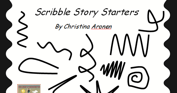 Classroom Freebies: Free Story Starters