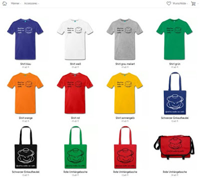 Smiling Gaiwan - Shirts und Geschenke