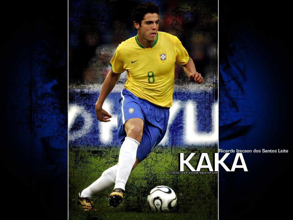 Ricardo Kaka Wallpapers Hd Soccer Fans Club Ricardo Kaka Brazil