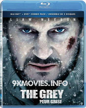 The Grey 2011 Dual Audio Hindi 720p BluRay 800mb