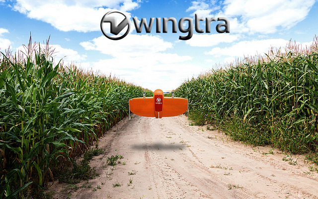 WingtraOne - VTOL Surveying and Mapping Drone   World Agriculture