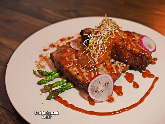 URBAN DAYBREAK BANGSAR Menu - BBQ Glazed Meatloaf