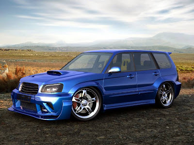 Subaru Forester Wallpapers World